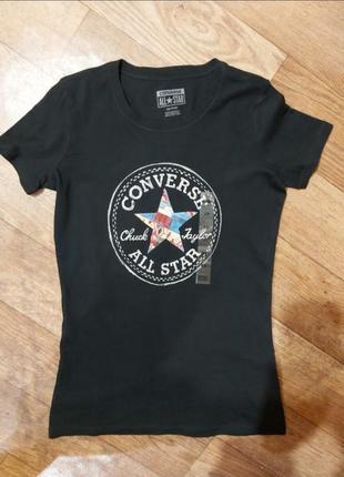 Футболка converse оригинал xs- s