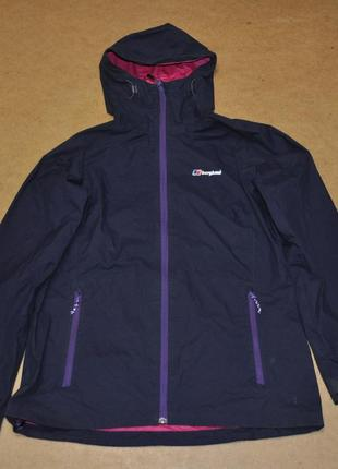 Berghaus куртка штормовка не промокает