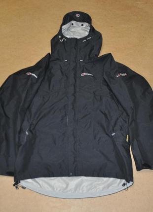Berghaus gore-tex куртка штормовка мужская