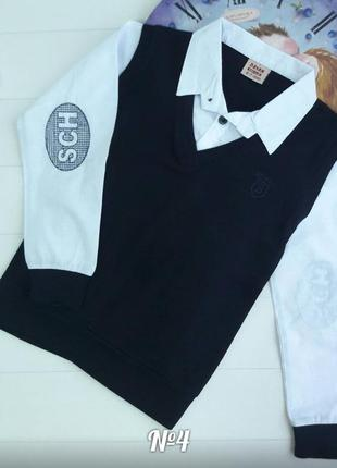 Рубашка -обманка