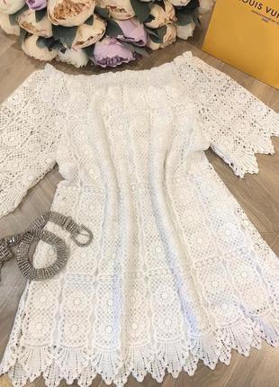 Нарядное летнее платье италия