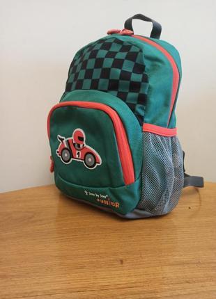 Детский рюкзак hama step by step junior