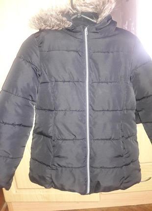 Куртка на флісі  зима primark 152 ріст