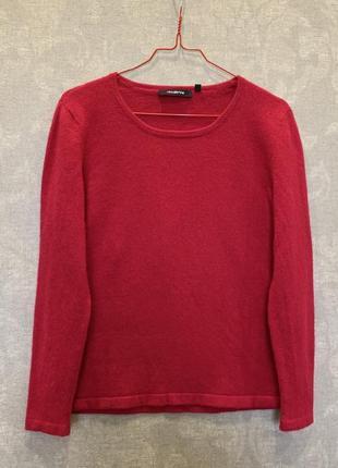 Кашемировый свитер джемпер бренда fabiani, размер s-м, евро 40.