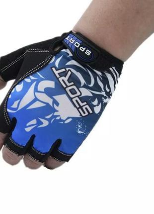 Велоперчатки перчатки для велосипеда велосипедные