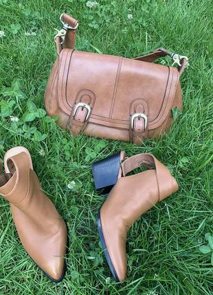 Комплект туфли с сумкой