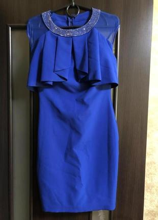 Платье вечернее (выпускное) короткое