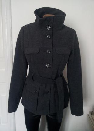 Теплое пальто весна-осень фірми h&m