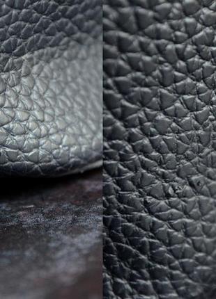 Стильная черная сумка8 фото