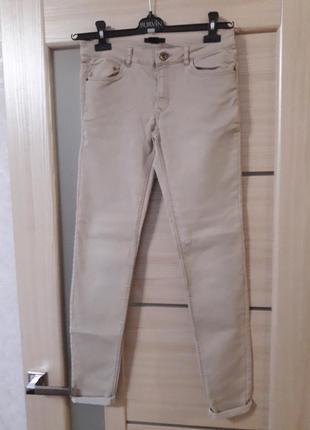 Котоновые брюки h&m