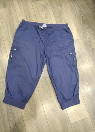 Котоновые брюки 3/4, капри от bonprix collectionиз тонкого хлопка