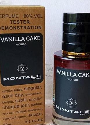 Новинка! суперстойкий арабский тестер люкс качество 60 мл vanilla cake