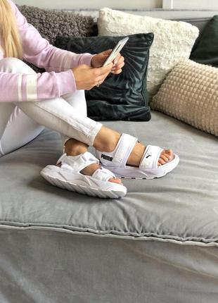 Рuma sandals