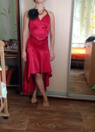 Платье для корпаритива или тематической вечеринки
