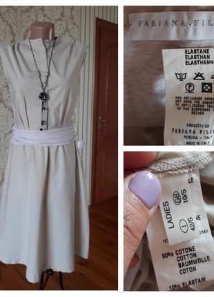 Оригинал!!! хлопковое платье известного бренда