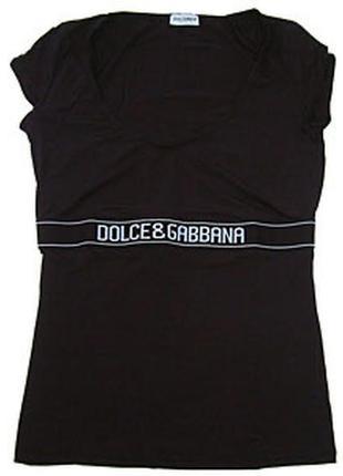 Dolce & gabbana футболка из микрофибры оригинальная прозрачная