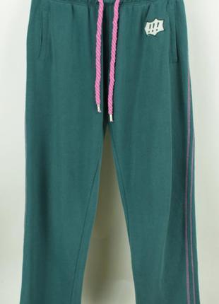 Спортивные зеленые штаны ac