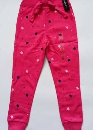 Красивые штанишки от dunnes stores на 4-5 лет из англии