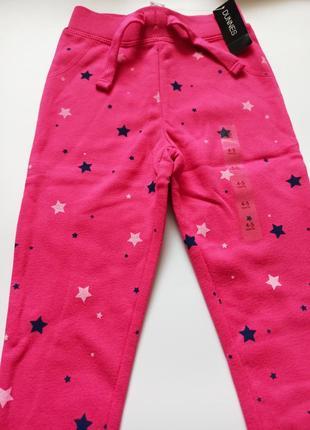 Красивые штанишки от dunnes stores на 4-5 лет из англии8 фото