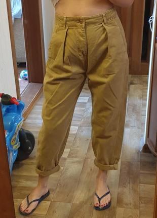 Новые джинсы слоучи zara