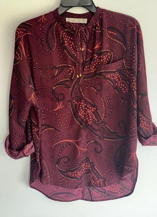 Блуза abercrombie&fitch аберкромби