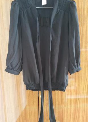 Воздушная блузка