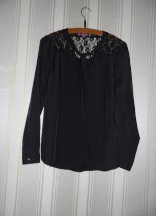 Рубашка / блуза/ длинный рукав/ размер 44 // xxl