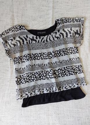 Блуза топ на подкладке