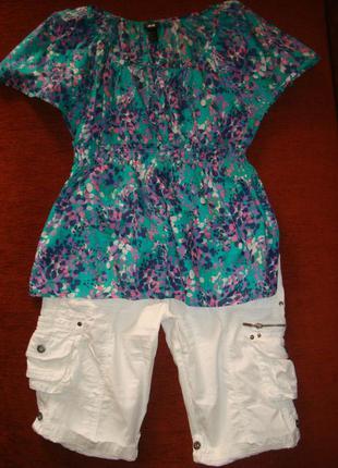 Блуза h&m  размер 46-48