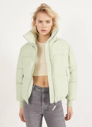 Шикарная куртка пуффер