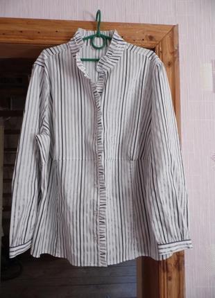 Проста ефектна блуза