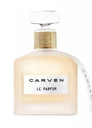 Парфумована вода carven le parfum 30 ml