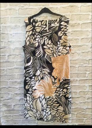 Платье женское летнее, платье футляр