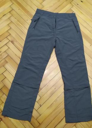 Трекинговые женские штаны 2 в 1