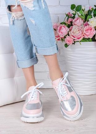 Кожаные белые кроссовки balenc!aga / кеды / сникерсы / кросівки / кеди / снікерси