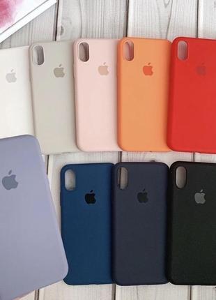 Silicone case чехол силиконовый на/для iphone