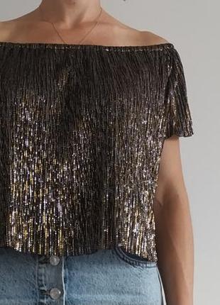 Обалденная блуза zara 1+1=3