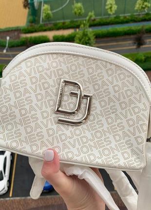 Трендовая женская сумочка david jones cross-body
