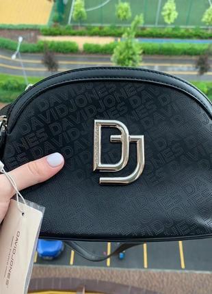 Стильная женская сумка david jones