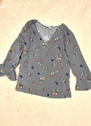 Блуза топ блейзер кофта