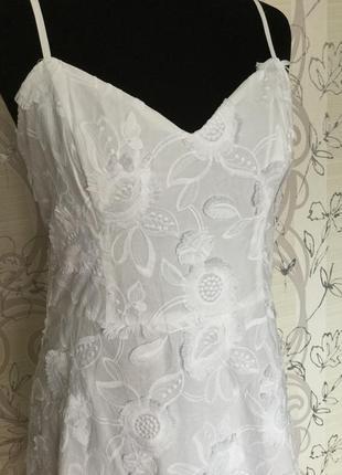 Платье. размер 402 фото