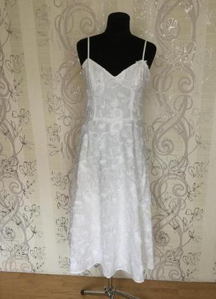 Платье. размер 401 фото