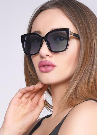 Солнцезащитные очки с градиентным затемнением