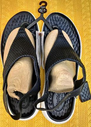 Crocs сандалии (босоножки) на резинках. оригинал!!!