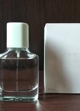 Zara white jasmine