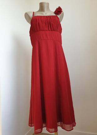 Платье шелк marks&spencer англия