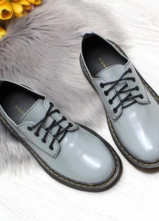 Туфли, туфли женские, туфли кожаные, серые туфли,
