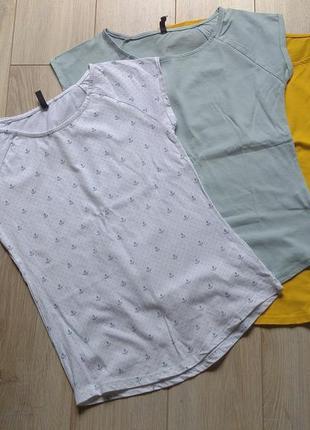 Набор 3 новых футболки