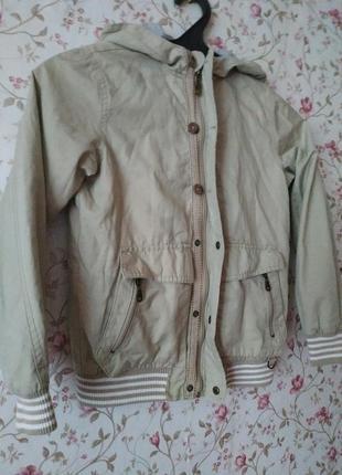 Стильная ветровка, лёгкая куртка