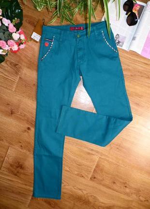 Стильные женские джинсы, брюки размер 31 (укр.48)
